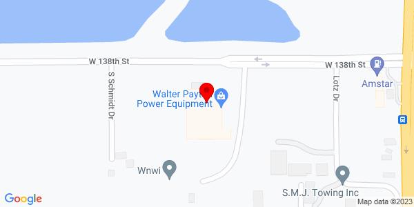 Google Map of +930+W+138th+Street+Riverdale+IL+60827
