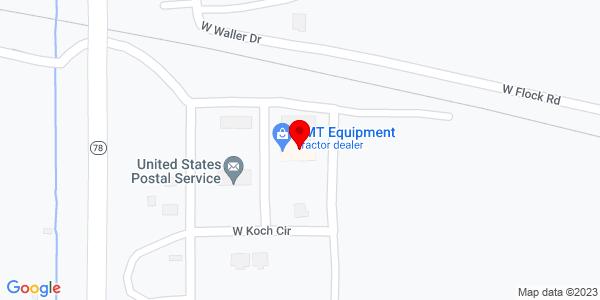 Google Map of +9310+W+Koch+Circle+Hammett+ID+83726