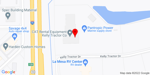 Google Map of +9651+Kelly+Tractor+Drive+Fort+Myers+FL+33905