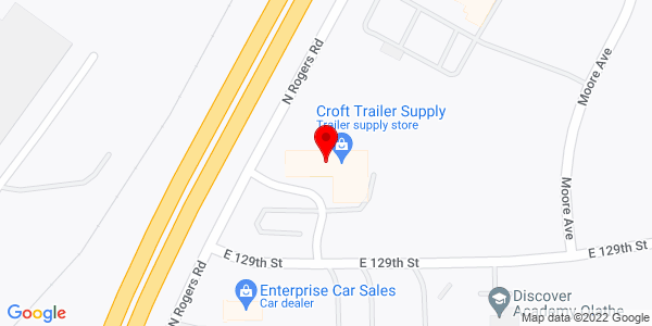 Google Map of +970+N+Rogers+Road+Olathe+KS+66062