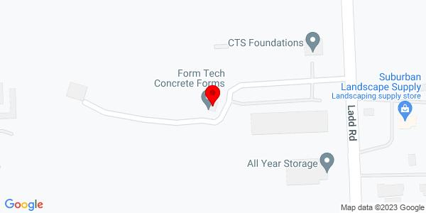 Google Map of +975+Ladd+Road+Walled+Lake+MI+48390