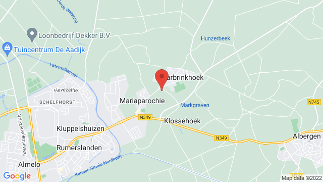 Autogroep+Twente+Almelo op Google Maps