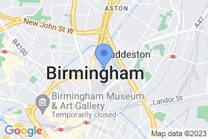 Aston University. Aston Street.  Birmingham. B4 7ET