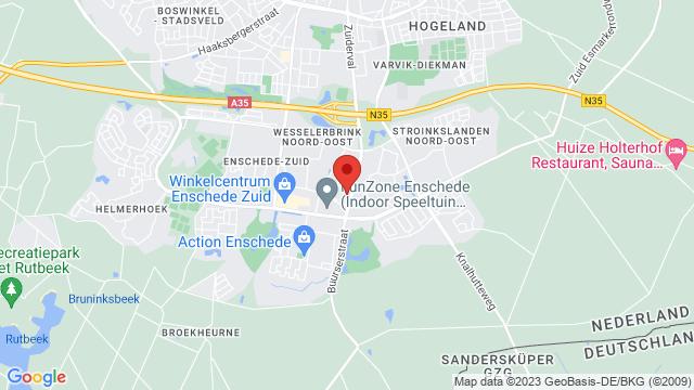Autogroep+Twente+Enschede op Google Maps