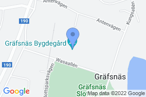 Gräfsnäs Bygdegård, Wasaallén 10, Gräfsnäs, 44172 Sollebrunn