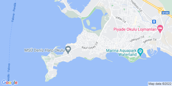 Google Map of +Tuzla%2C+34940
