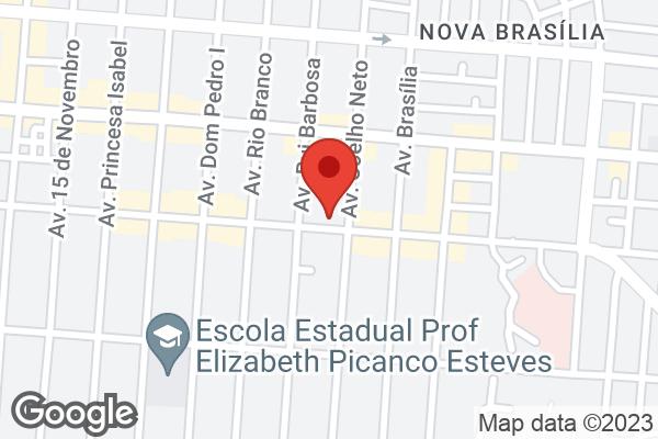 Rua Salvador Diniz, 1083 Bairro Hospitalidade, Santana, AP
