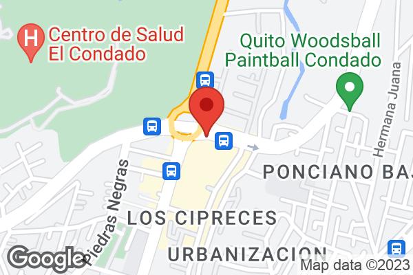 Av. Simón Bolívar y Panamericana Norte. , Quito, Pichincha