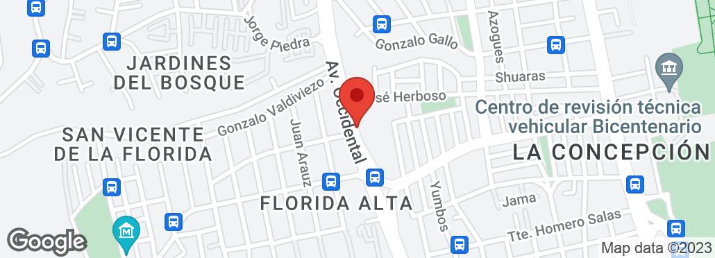 Av. Mariscal Sucre N52-120 y Av. La Florida , Quito, Pichincha