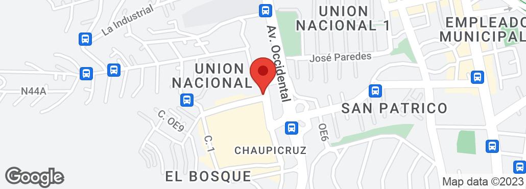 Av. Del Parque S/N Y Alonso de Torres , Quito, Pichincha