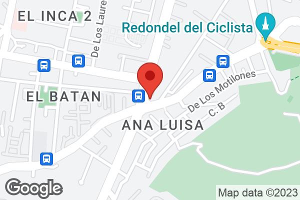Av. Eloy Alfaro N43-02 y Av. de los Granados , Quito, Pichincha