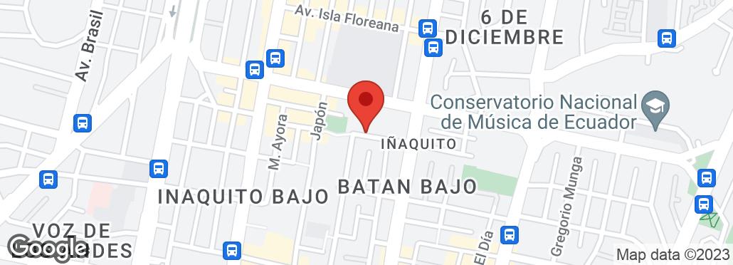 Shyris y El Universo esquina , Quito, Pichincha
