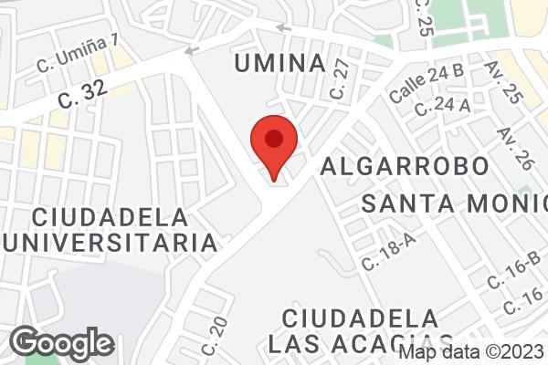 Av. Circunvalación , Manta, Manabí