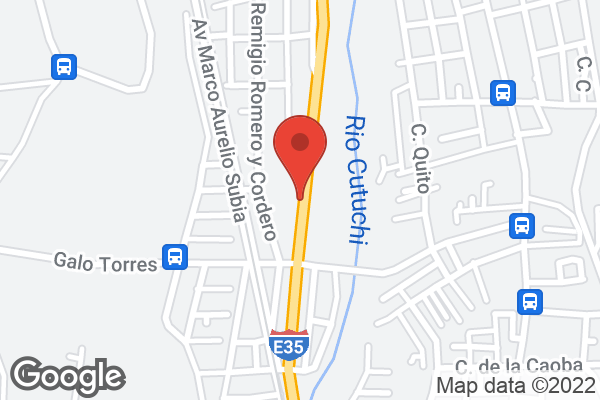 Panamericana Sur Km 2 1/2 , Latacunga, Cotopaxi