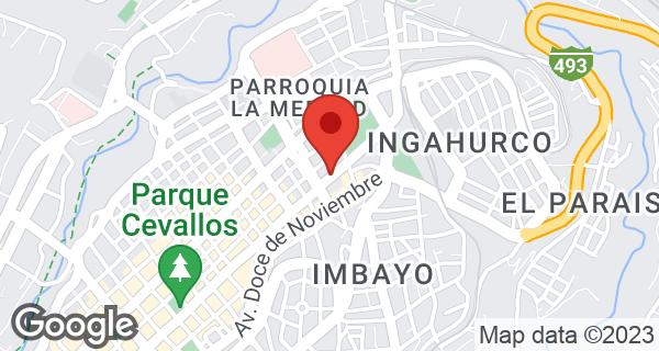 Cevallos y Unidad Nacional , Ambato, Tungurahua