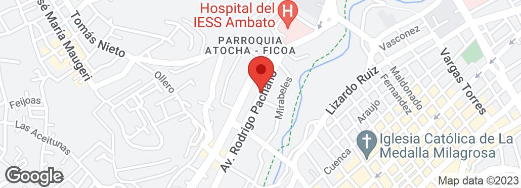 Av Rodrigo Pachano y Mirabeles , Ambato, Tungurahua