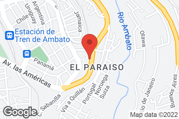 Av. Indoamérica y Pasaje Las Minas. , Ambato, Tungurahua