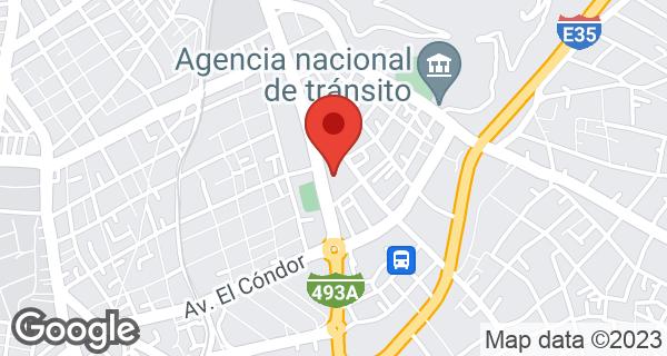Av. Bolivariana, frente al estadio Alterno, Ambato, Tungurahua