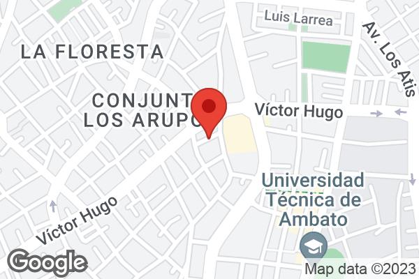 Av. Atahualpa Km 2 y Río Guayllabamba , Ambato, Tungurahua