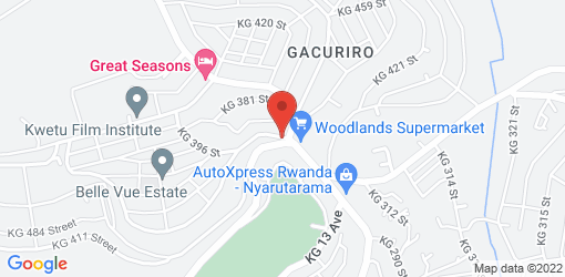 Directions to Brioche Gacuriro