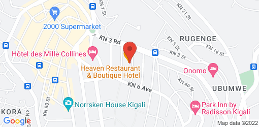 Directions to Heaven Restaurant & Boutique Hotel