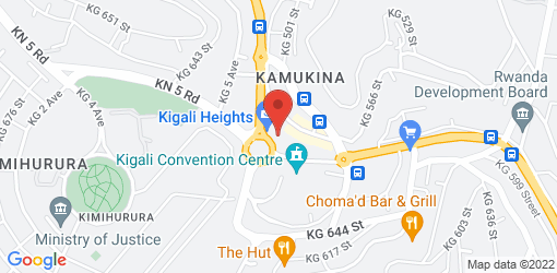 Directions to Java House - Kigali Heights