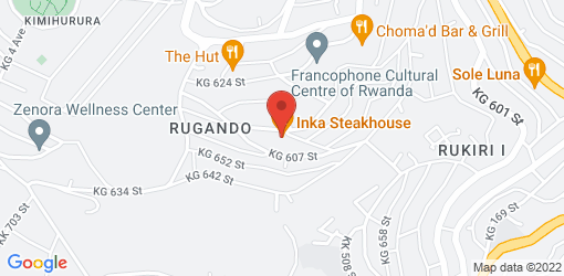 Directions to Inka Steakhouse
