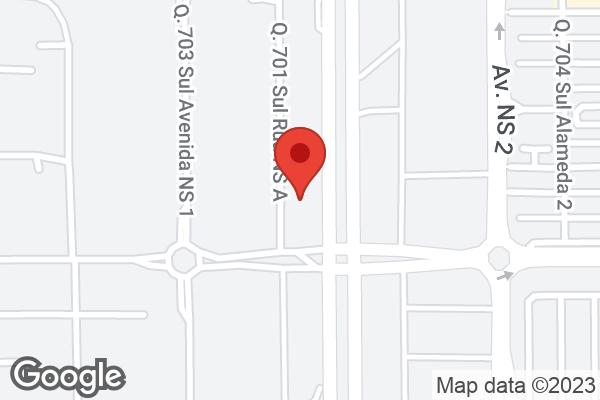 Qd701 Sul Av Joaq T Segurado, Lt1/5 Plano Diretor Sul, Palmas, TO