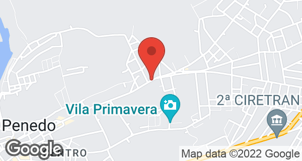 Praça Largo de Fátima, 263 Santa Luzia, Penedo, AL