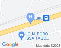 Hotel Kimbo - Area map