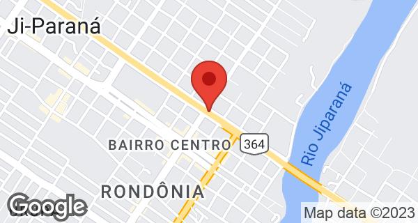 Av. Transcontinental, 3004 Bairro JD Aurélio Bernardi, Ji-Paraná, RO