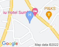 IU Hotel Sumbe - Area map