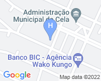 Hotel Ritz Waku-Kungo - Area map