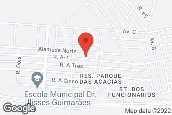 Rua Hum, 300 Bairro Engenheiro Waldir Lins, Gurupi, TO