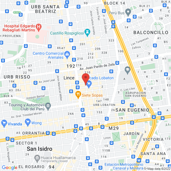 AV. PETIT THOUARS 2166 - 2do PISO LINCE, Lima