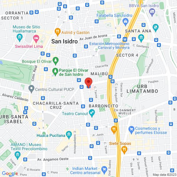 Av. Petit Thouars 4162, Miraflores, Lima