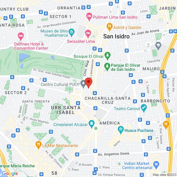 Av. Libertadores 680, San Isidro, Lima