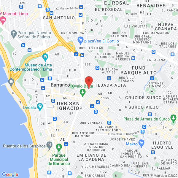 Jirón Progreso 205, Barranco, Lima