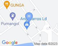 Residencial Rosalina Express - Area map