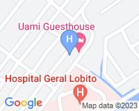 Uami - Mapa da área