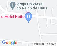 IU Hotel Kuito - Area map