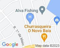 Kellymar - Hospedaria & Esplanada - Area map
