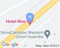 Hotel Nino - Mapa da área