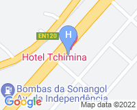 Hotel Tchimina - Area map