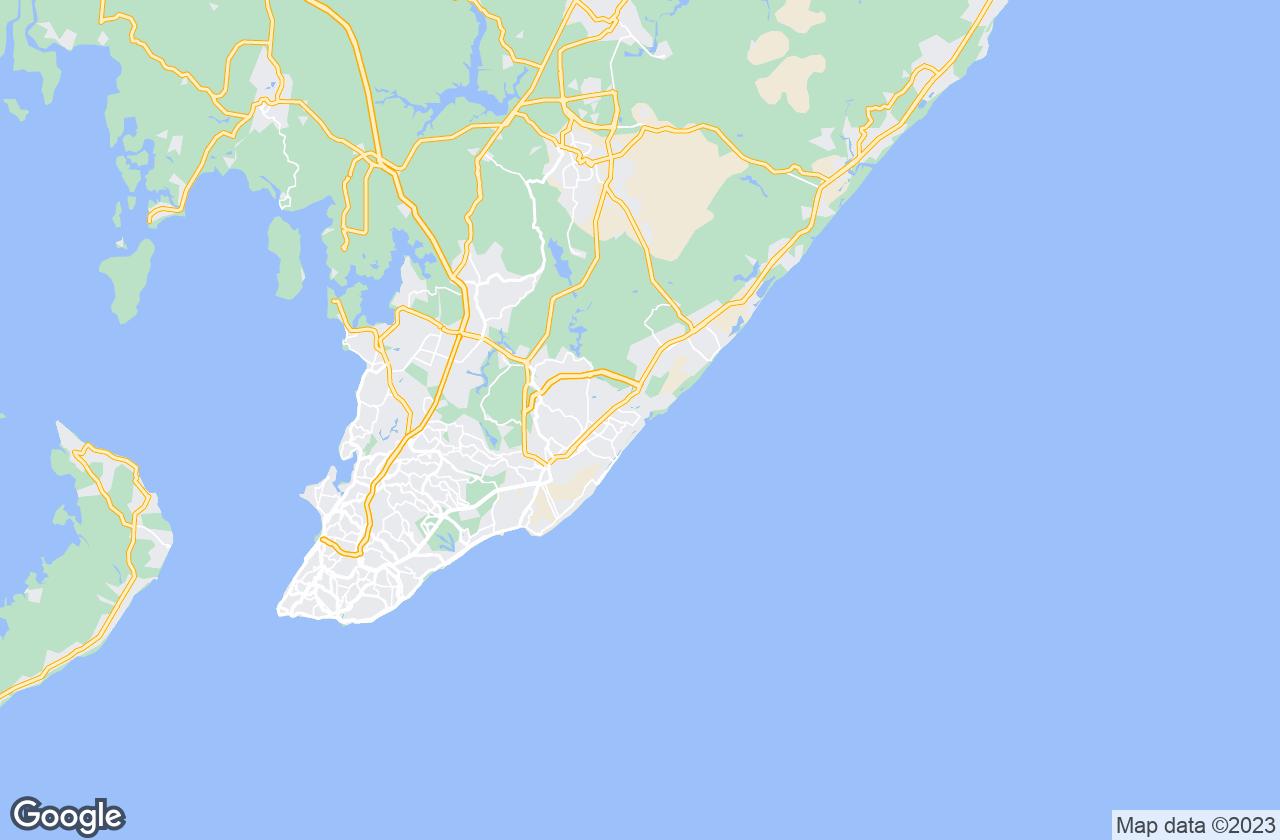 Google Map of لارو دو فريتاس