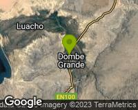 Dombe Grande - Area map
