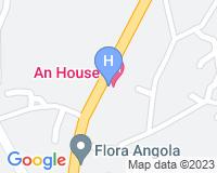 AN House - Mapa da área