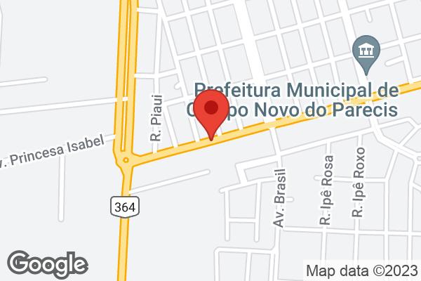 Av. Florianopolis, 216, Se Bairro Centro, Campo Novo Do Parecis, MT