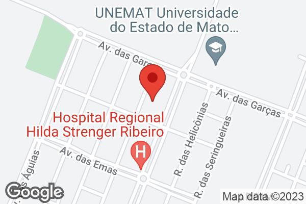 Av Arapongas, 1163N Quadra 110 Bairro Jardim Das Orquideas, Nova Mutum, MT