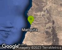 Praia do Soba - Area map